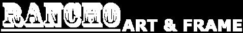 Rancho Art & Frame | Custom Framing and Mirrors Logo
