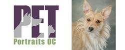 Pet Portraits OC logo